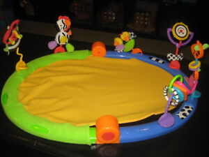 Fisher Price Baby play mat and gym with detachable toys