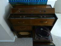 Antique Electohome Radio and Phono