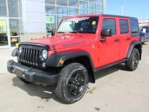 2016 Jeep Wrangler Unlimited SPOR