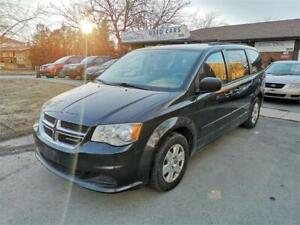 2012 Dodge Grand Caravan SE Stow and Go FINANCE AVAILABLE