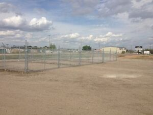 Compound Storage for RENT --  Fenced and Gated Storage