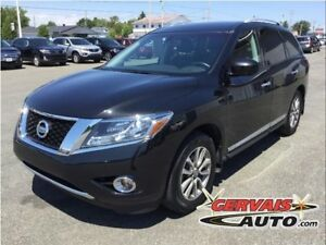 Nissan Pathfinder SL AWD GPS Cuir Toit Panoramique MAGS 2015