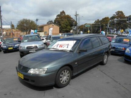 2003 Holden Commodore VY Executive Grey 4 Speed Automatic Wagon Greenacre Bankstown Area Preview
