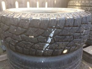 LT265/70R17 WILD COUNTRY RADIAL XTX...1 pc only