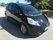 2010 Honda Jazz GE GLI Vibe Black 5 Speed Automatic Hatchback Mount Lawley Stirling Area Preview