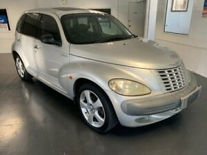 2000 Chrysler PT Cruiser Limited Silver 4 Speed Automatic Hatchback North Toowoomba Toowoomba City Preview
