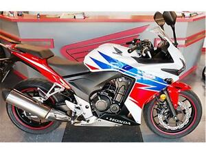 2014 Honda CBR500RTAE - Local Trade-in