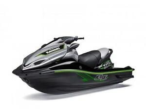 CLEARANCE PRICED! Kawasaki Ultra 310X Jet Ski PWC - DEMO UNIT