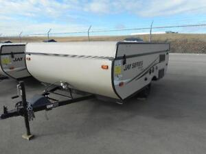 LOOK NO FARTHER THE JAY SERIES 10SD IS THE PERFECT TENT TRAILER