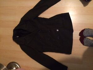WOMENS CLOTHES SIZE SMALL-MEDIUM (tops, jacket, bag) St. John's Newfoundland image 1
