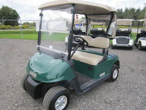 2012 EZ-GO RXV ELECTRIC GOLF CARTS*FINANCING AVAILABLE Kitchener / Waterloo Kitchener Area image 1