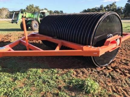 rock roller ribed new 3 metre