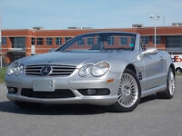 2003 Mercedes-Benz SL55 AMG CANADIAN CAR **114000km*** Dé