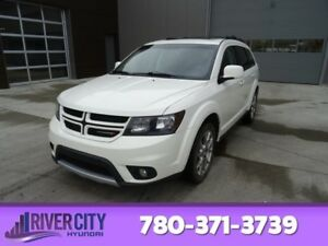2014 Dodge Journey AWD RT 7 PASSENGER Leather,  Sunroof,  A/C,