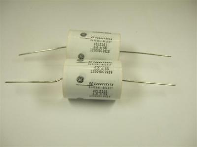 Ge - General Electric Scr Snubber Capacitors 42l Series 42l2101 2 Pcs