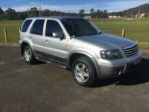 2006 Ford Escape ZC XLT Silver 4 Speed Automatic Wagon West Gosford Gosford Area Preview