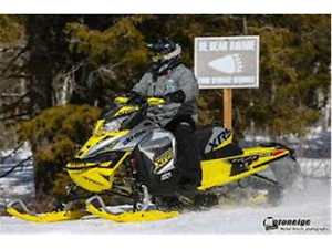 USED SKIDOOS, ARCTIC CATS, POLARIS, YAMAHA