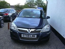 For Sale Vauxhall Astra 1.4 Active 2009