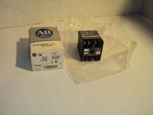 Allen Bradley 700-PSBA1 Type PS Timing Relay