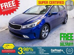 2018 Kia Forte LX Plus *Warranty* $122.12 Bi-Weekly OAC