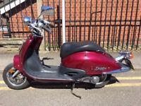 Honda 50 Shadow/joker 50cc scooter moped