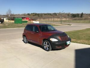2003 Chrysler PT Cruiser Dream Cruiser GT Turbo