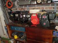 Lawn Mowers,Gas Engines for sale and Repair Services.