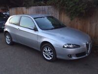 Alfa Romeo 147 1.6 T SPARK ONLY 79000 MILES 2005 55 PLATE