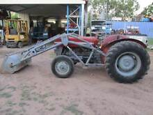 MASSEY FURGUSON 35 TRACTOR / FRONT END LOADER Helidon Spa Lockyer Valley Preview