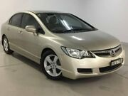 2007 Honda Civic 8th Gen MY07 VTi-L Gold 5 Speed Automatic Sedan Chatswood Willoughby Area Preview