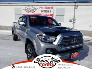 2017 Toyota Tacoma TRD Sport, Low KM, Heated seats, Backup Cam