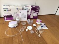 Philips AVENT Comfort Single Electric Breast Pump, tried only once