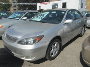 2003 Toyota Camry SE - ONLY 158,000 klm's.!
