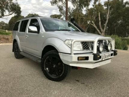2005 Nissan Pathfinder Silver Sports Automatic Wagon