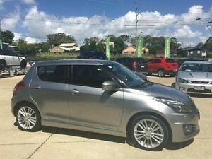 2012 Suzuki Swift FZ Sport Grey Hatchback Southport Gold Coast City Preview