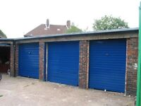 Morden, Garage to let. Dry and secure £120 per month Inc.