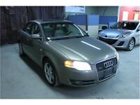 2006 Audi A4 - CERTIFIED - 6 SPD MANUAL - BI-XENON - QUATTRO