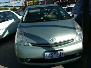 2005 Toyota Prius NHW20R I-Tech Hybrid Continuous Variable Hatchback Coburg North Moreland Area Preview