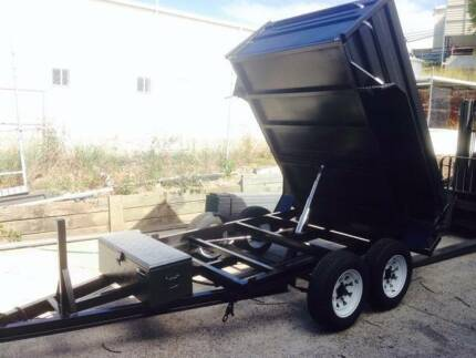 BRAND NEW TIPPER TRAILERS *ON SALE NOW* FROM: Burleigh Heads Gold Coast South Preview