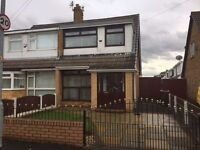 Immaculate three bedroom semi detached family property located on Water Street L23, Thornton.