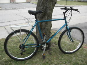 Norco 18 Speed w/ Rear Rack