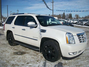 2007 Cadillac Escalade Luxury SUV, Crossover