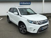 Suzuki Vitara 1.6 Ddis SZ5 5Dr Estate (superior white) 2015