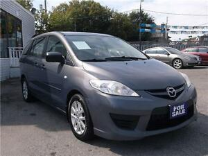 2009 MAZDA MAZDA5 GS *** LOADED WITH OPTIONS *** AUTOMATIC ***