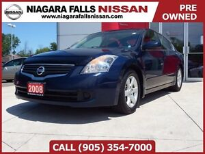2008 Nissan Altima 2.5 S | ALLOYS | PWR GROUP
