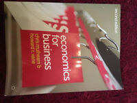 Economics for Business, 2nd edition by Mulhearn & Vane