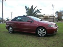 2001 Holden Astra TS Convertible 5 Speed Manual Convertible Alberton Port Adelaide Area Preview