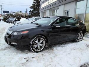 2012 Acura TL Elite PKG. NAVIGATION CAMERA SH AWD KIT DE JUPE