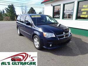 2016 Dodge Grand Caravan Crew only $193 bi-weekly all in!