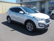 2013 Hyundai Santa Fe DM MY14 Highlander Silver 6 Speed Sports Automatic Wagon Dubbo Dubbo Area Preview
